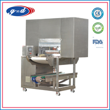Fully Automatic Chocolate Frozen Shell Small Chocolate Tempering Machine