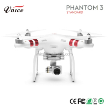 Radio remote control toy direct from shenzhen wifi drone with 3-axis stabilization gimbal DJI phantom 3 standard.