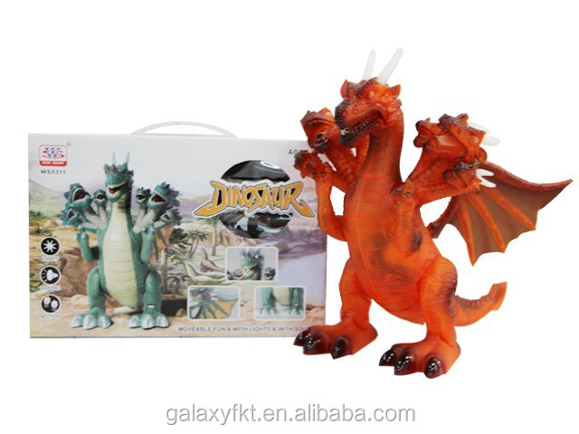 TOP SALE, Moving Plastic battery operated Dinosaur Toys for kids,2015 newest designed.