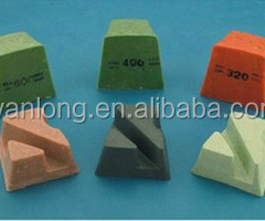 Diamond frankfurt magnesite abrasive For Marble Polishing Abrasive