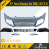 JC Sportline PP Front Bumper for VW POLO R GTR R 11-15