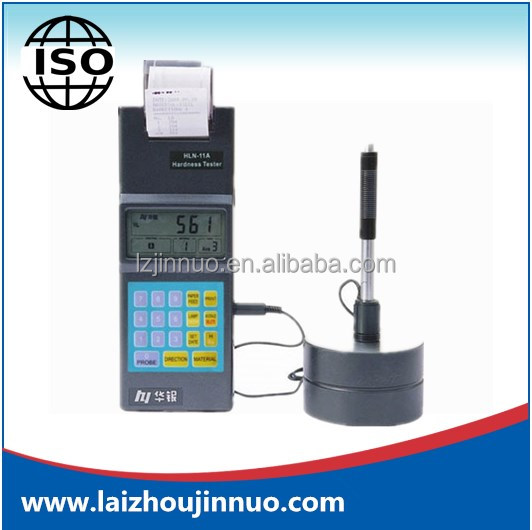 Digital Portable Hardness Tester HLN-11A Leeb hardness <strong>measurement</strong>