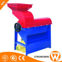 bean threshing machine maize threshing machine electrical corn sheller