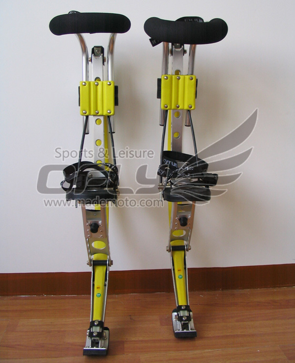 CE approved adults skyrunner jumping stilts
