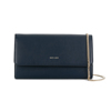 2019 Guangzhou manufacturer custom chain evening bag genuine leather ladies clutch bag