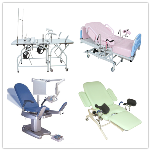 A-2000A Electrical Hydraulic Power Source Examination Operation Tables Gynecology Chair