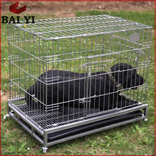 Small Galvanized Cage / Dog Cage Used High Quality ! Fast Delivery !