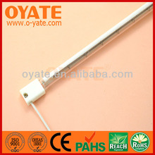Infrared Quartz Heat Lamp With Ceramic Reflector