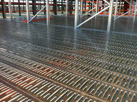 Commercial and Industrial Galvanized Steel Grating