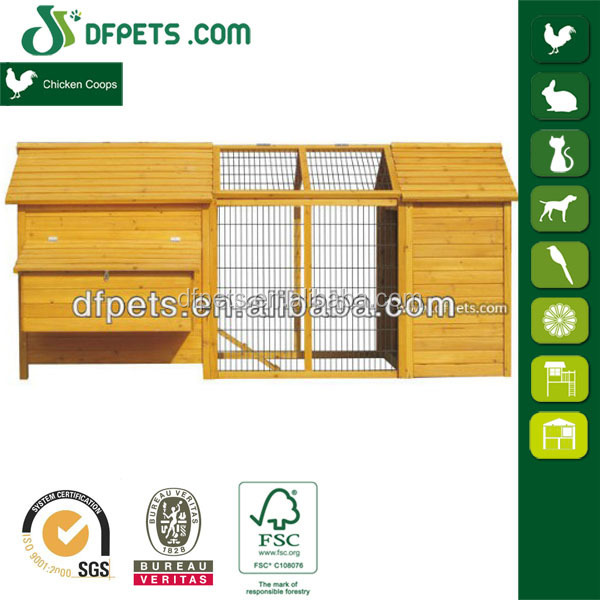 Wooden Playpens For Small Pet Chicken Pigeon For Sale DFC005