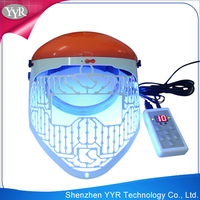 YYR CE approved photon therapy pdt/led light skin rejuvenation equipment
