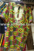 African design kente shirt