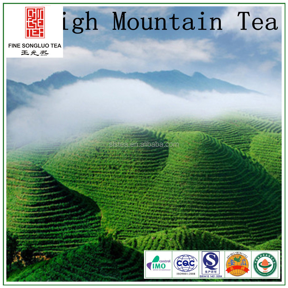 high mountain organic tea