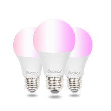 CE/RoHs Cheap Smart Wifi LED Lighting Bulb RGB via Iphone and Android Devices wifi led bulb