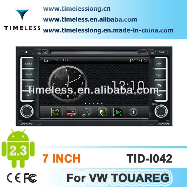 Android car dvd for VW TOUAREG with GPS A8 Chipset