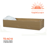 TD-AC10 simple cheap paper coffin