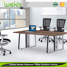 Wholesale Price Custom-Made Ergonomic Modern Wood Computer Table