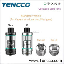2016 Most Popular GeekVape Eagle Tank Top Airflow 6.0ml Capacity Hot in USA/UK market