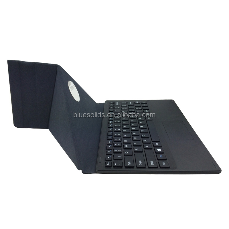 "Super Hot 9.7"" /7"" /8"" Private Mold Bluetooth keyboard leather case with touch pad/ docking keyboard"