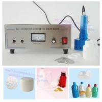 Contemporary Best-Selling can /jar foil lid sealing machine
