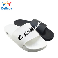 Man Shoes Unisex Flat China Comfortable Latest Design Supplier White Slipper