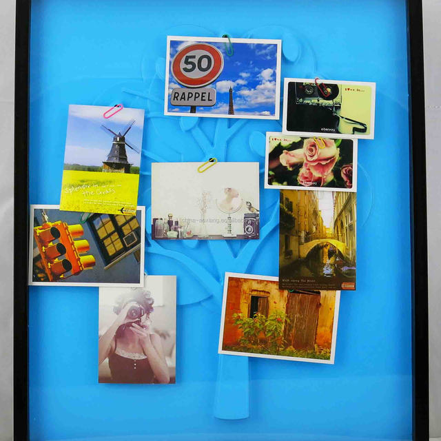 2013 New Design Large Photo Frame - DIY fmaily tree cheap photo paper frames