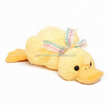 45cm plush duck toy fashion toy cheap price,yellow duck for kids