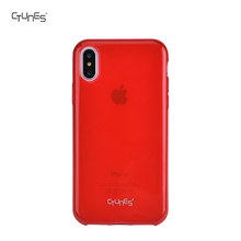Ultra Slim Lightweight Jelly Transparent Soft Gel TPU Cellphone Back Case Cover Skin For Apple iPhoneX