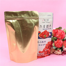 spice food heat sealed plastic packaging bag for fried chicken