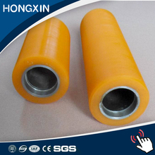 High wear resistant rubber PU roller manufacturer