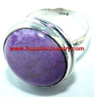 Elegant!! Handcrafted Semiprecious Stone Rings Sterling Silver Jewelry Importers Bracelets Wholesale Accessories Online