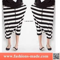 Woman Funny Striped Bloomers