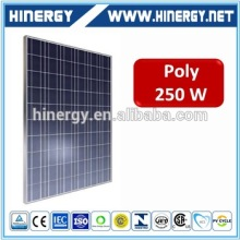 High efficiency bp solar modules 250w solar power system pv project use poly 250w solar modules pv panel with TUV INMETRO
