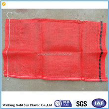 Close Weave Net Sack Kindling Log Vegetable Bags logs bag
