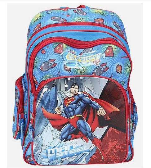 Lightweight Promotional Cartoon Picture School Bag2015 for Kids