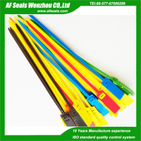ST25 Cable tie tag security plastic seals for shipping