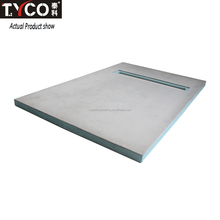 2018 New Style Shower Trays XPS Underlayment 20mm 40mm Pans in Bathroom Shower Area