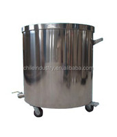 Removable Tank stainless steel