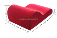 modern adult furniture leather sofa sex chair