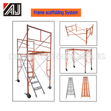 Guangzhou Factory High Quality Steel Frame Scaffold Part