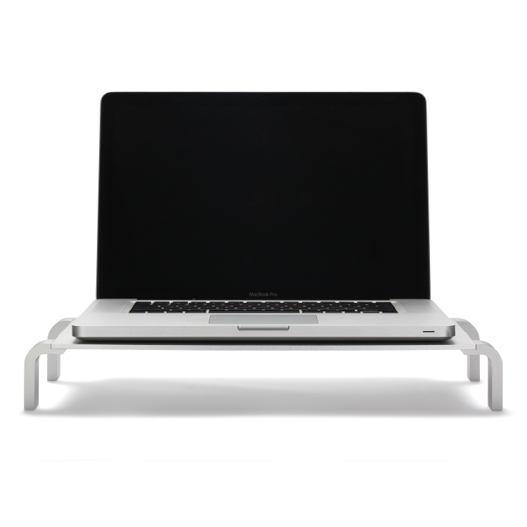 Good high quality aluminum portable computer monitor stand