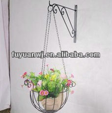 hanging flower basket stand( factory )