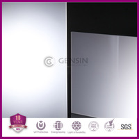 Milk white/opal 1.5mm light diffusion polycarbonate sheets