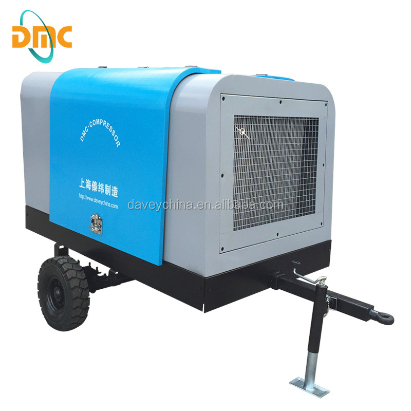 hochdruck kompressor diesel tragbaren schraubenkompressor 30 bar 450 psi luftkompressoren. Black Bedroom Furniture Sets. Home Design Ideas