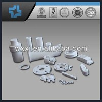 Engineered Teflon bushing parts/ptfe machined part