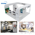 custom exhibition booth design from Shanghai