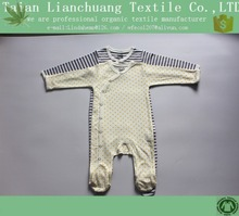 top quality eco friendly soft bamboo organic cotton baby romper