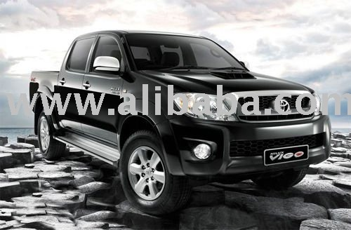 Hilux 4x2 pick up - 2.5L INTERCOOLER TURBO DOUBLE CABIN