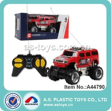 wholesale parent-child interaction 1:24 scale plastic mini rc car with cheap price
