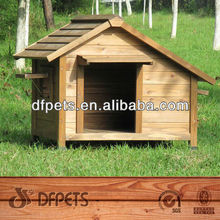 Wooden Doghouse DFD015
